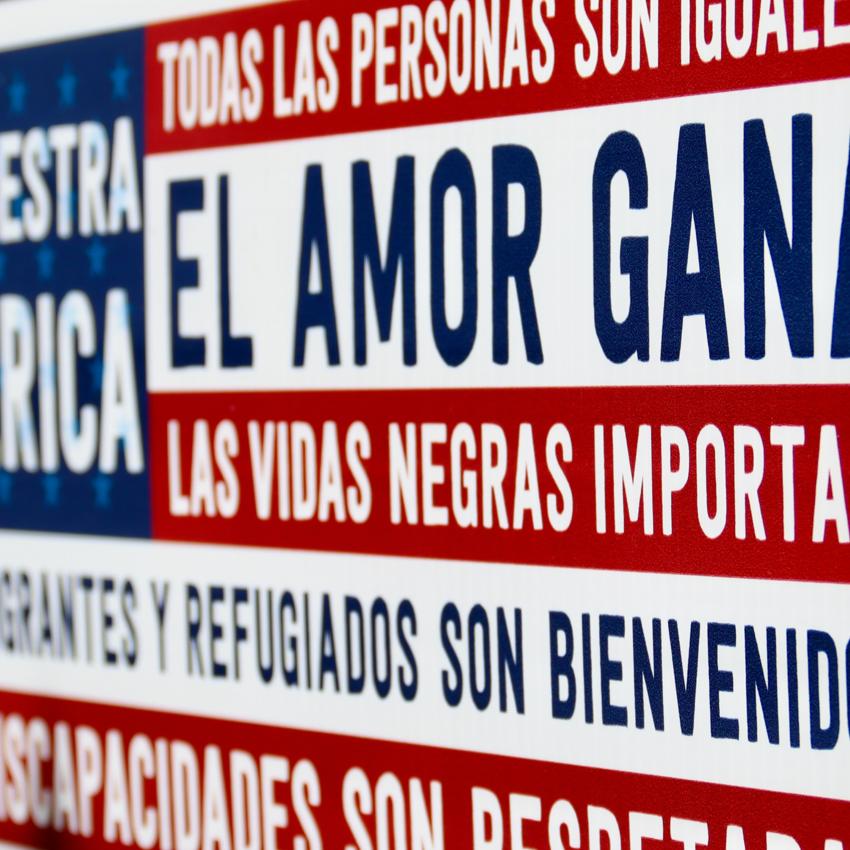 Voter Registration Multilingual